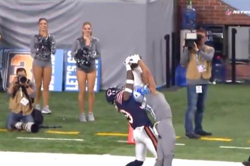 WATCH: Marvin Jones elevates for a SICK 58-yard gain