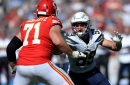 Chargers at Chiefs - Live Blog