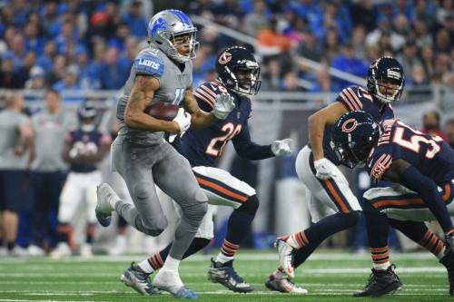 LISTEN: Best Lions radio calls from Dan Miller vs. Chicago Bears