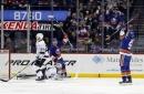 Eberle's OT goal lifts Islanders past Kings, 4-3 (Dec 16, 2017)