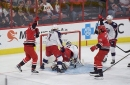 Recap and Rank 'em: Darling, Hurricanes Edge Blue Jackets, 2-1