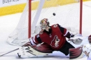 Coyotes fall to Penguins on decisive goal with 14 seconds left