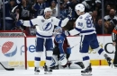 Stralman, Lightning overcome Landeskog's hat trick for Avs (Dec 16, 2017)