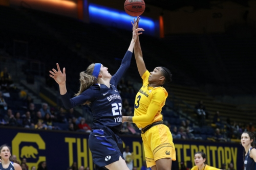 Short handed Bears make easy work of BYU