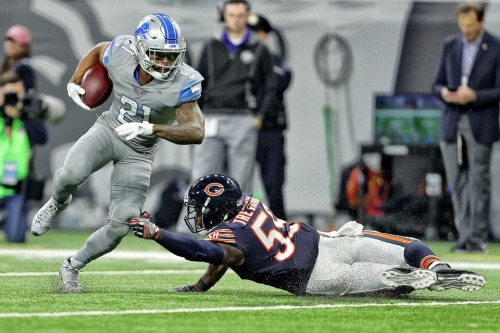 The Lions need more Matthew Stafford, less running game