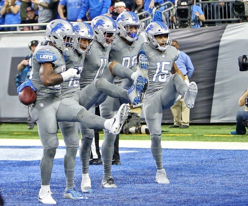 Snap counts: Kenny Golladay outplays Golden Tate again