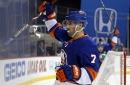 Jordan Eberle puts finishing touch on Islanders comeback