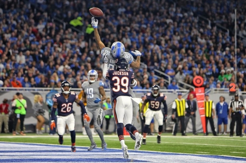 The Detroit Lions are officially eliminated from the NFC North race