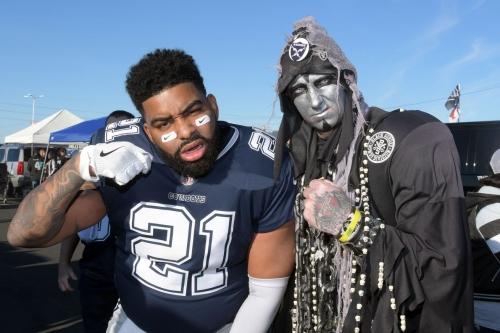Sunday Night Football open thread: Cowboys at Raiders