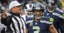 Even Pete Carroll wondered why Russell Wilson was still playing that late in the game