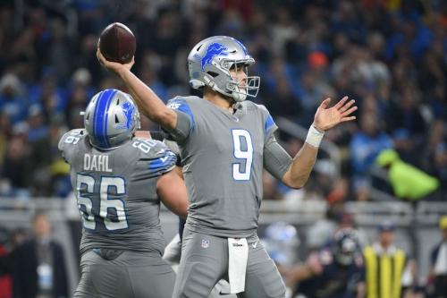 Detroit Lions Week 15 PFF grades: Joe Dahl shines in first career NFL start