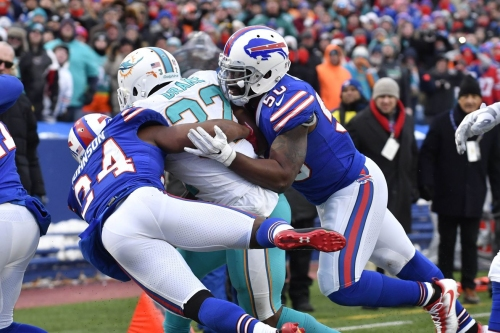 Buffalo Bills do not control their own destiny in AFC playoff race