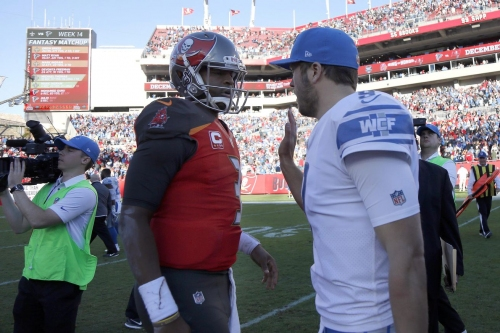 Why the Tampa Bay Buccaneers are the Detroit Lions' new favorite team