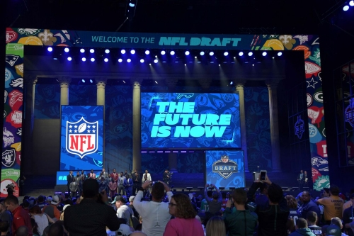 2018 NFL draft order: Detroit Lions currently slotted at 19th