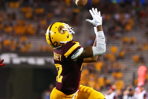 ASU Football '12 Plays of Christmas': Humphrey's deep ball TD grab against NMSU
