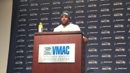 Bobby Wagner says all is good with Earl Thomas, Thomas responds that 'there (was) no conversation. It is what it is'