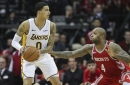 Lakers vs. Rockets Final Score: Kyle Kuzma's big night lifts Lakers past Rockets 122-116