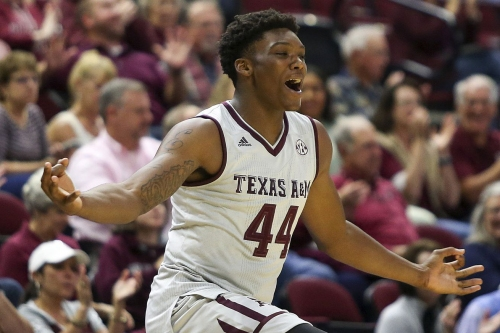 Half of A&M's team defeats Buffalo, SEC play up next