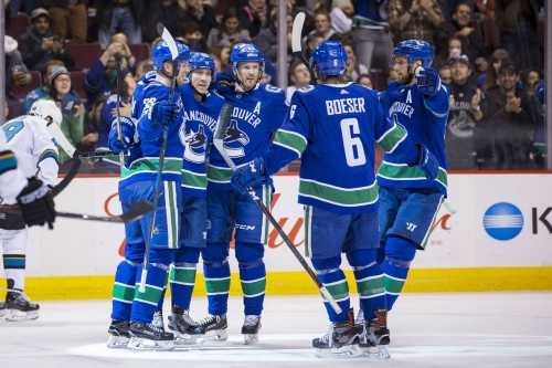 GAME DAY PREVIEW: Vancouver Canucks vs. St. Louis Blues - Dec. 23/17