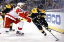 Red Wings' misery in Boston continues with 3-1 loss