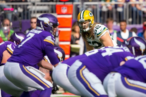 Saturday Night Football Part 2 open thread: Vikings at Packers