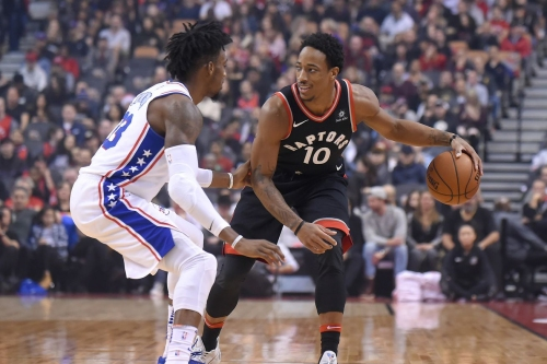 "Raptors 102 - Sixers 86: ""The Sky Is Not Falling"""