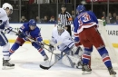 Auston Matthews returns, helps Maple Leafs beat Rangers 3-2 (Dec 23, 2017)