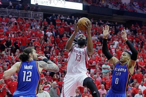 Houston Rockets vs. Oklahoma City Thunder game preview