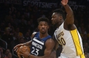 Lakers vs. Timberwolves Final Score: Christmas Day showcase ends with 121-104 Lakers loss