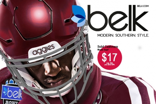 Texas A&M's Belk Bowl uniforms are the best bowl uniforms
