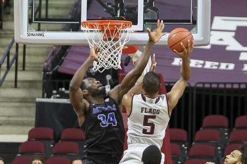 Texas A&M Basketball: Savion Flagg should start over DJ Hogg