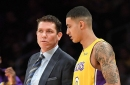 Luke Walton explains what impresses him most about Kyle Kuzma
