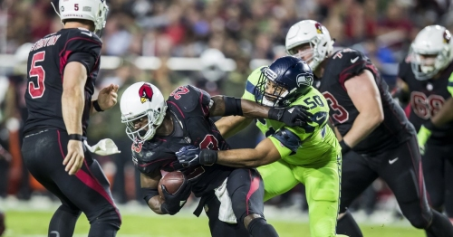 Bruce Arians' 'home field' comment? 'No big deal,' says Seattle linebacker K.J. Wright