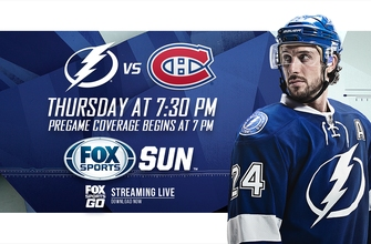 Preview: Lightning face off against Jonathan Drouin when Canadiens come calling