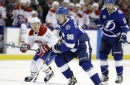 Stamkos leads surging Lightning past Canadiens 3-1 (Dec 28, 2017)