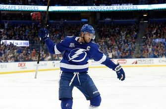 Stamkos leads the Lightning past Canadiens 3-1