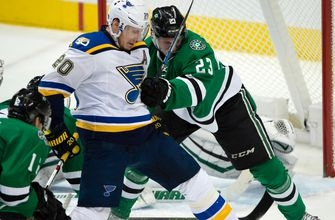 Blues look for scoring touch, third straight win over Dallas