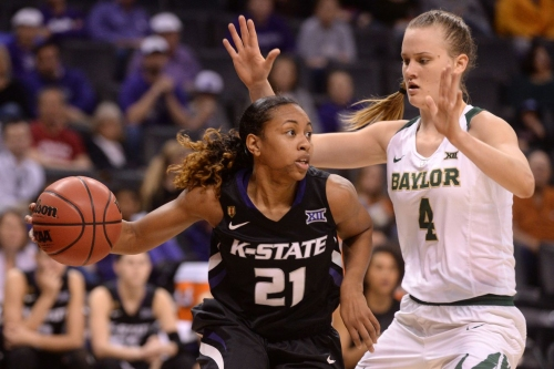 SLATE: Kansas State women mauled by sixth-ranked Baylor