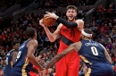 Jusuf Nurkic on HoopsHype's List of the Top 25 Players Under 25