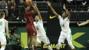 Cougs fall short against No. 10 Oregon