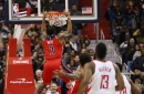 Rockets blown out by Wizards for fifth straight loss