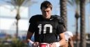 Georgia QB Jacob Eason focusing only on being ready if called in Rose Bowl