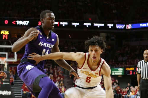 Game Capsules: Road Teams Rule in Season's First Big 12 Men's Conference Match-ups