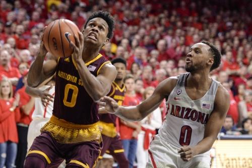 ASU Basketball: No. 3 Sun Devils unbeaten no longer