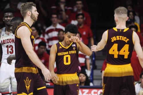 ASU Basketball: Sun Devils drop a spot to No. 4 in AP Poll