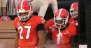 Georgia RBs Nick Chubb, Sony Michel becomes most productive tandem in FBS history