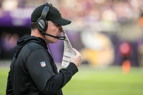Report: Lions will interview Vikings offensive coordinator Pat Shurmur on Thursday