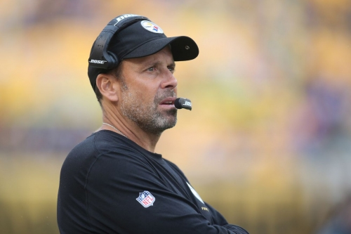 Todd Haley recovering from fall after Sunday's game, will return to team sometime this week