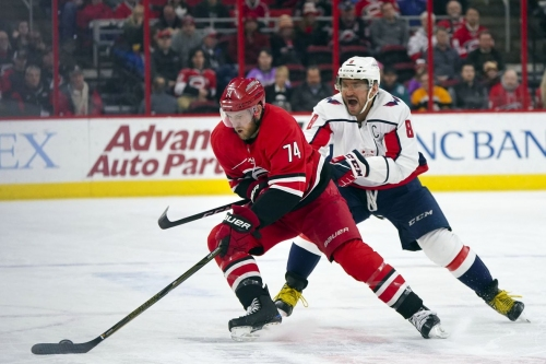 Recap and Ranker: Resilient Hurricanes Bested by Capitals, 5-4 in OT