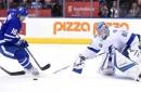 Andrei Vasilevskiy extends shutout streak as Lightning handle Maple Leafs